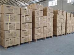 Ready for shipment flexible duct