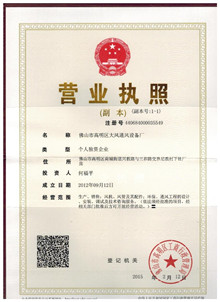 Factory_Business_License