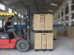 Container Loading / Pallet