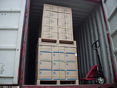 Container Loading / Pallet Packing